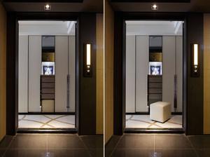 法式时尚独栋别墅房子装修效果图