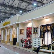 欧式奢华客厅窗帘设计