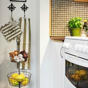 一室一厅厨房置物架设计