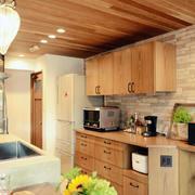 日式公寓创意吊顶设计