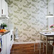 后现代风格公寓简约厨房装饰