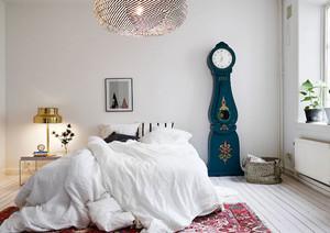 小清新公寓卧室设计
