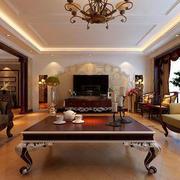 欧式客厅气质优雅沙发设计