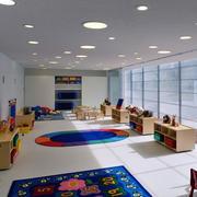 会议室简约风格地板装修
