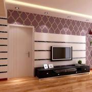 两室一厅背景墙设计