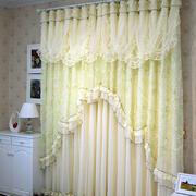 韩式精致柔美窗帘设计