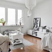 北欧风格公寓客厅设计