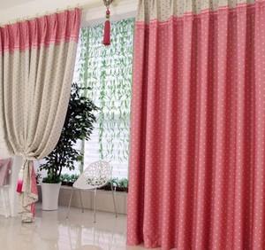 保持房间私密性不可或缺的家居高档窗帘装修效果图