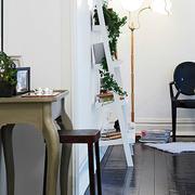 一室一厅北欧风格简约玄关设计