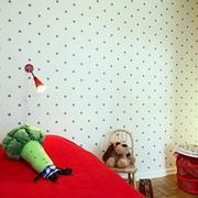 loft风格卧室床头背景墙