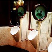 KTV奢华公厕装饰