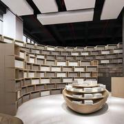 后现代风格创意书店装修