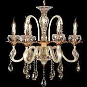 欧式精致水晶灯装饰