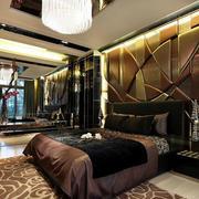 后现代家居卧室装修