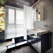 小型公寓卫生间设计