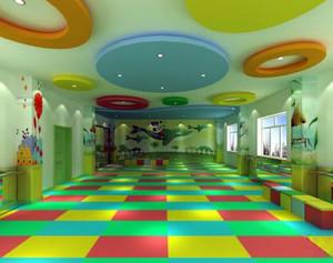 童话般的世界:多姿多彩的幼儿园装修效果图