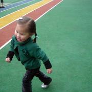 幼儿园简约橡胶装饰