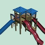 简单系列滑滑梯设计