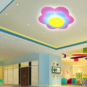 幼儿园简约风格吊顶装修