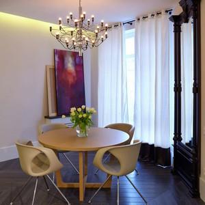 时尚简约的公寓餐厅装修效果图大全