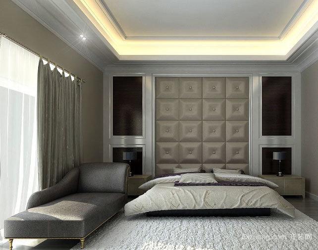 备受小资们青睐的都市风格卧室装修效果图