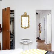 两室一厅小型衣帽间设计