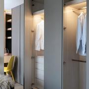 两室一厅衣帽间设计