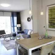 田园风格全新客厅装修