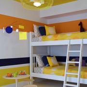 简约风格卧室吊顶设计