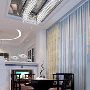 简约风格120平米房屋客厅装饰