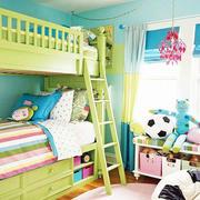 简约风格双人床卧室设计