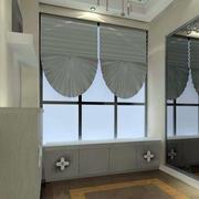 北欧风格窗帘设计
