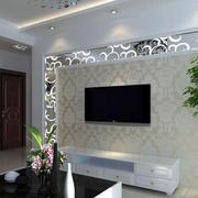 后现代风格大理石背景墙设计