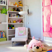 现代简约儿童房简约沙发