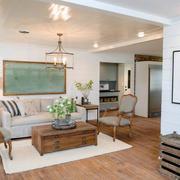 后现代风格客厅沙发设计