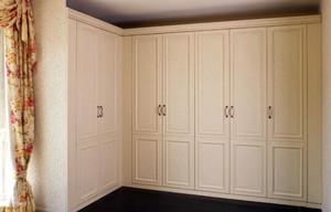 经典魅力:欧式风格衣柜装修效果图展示