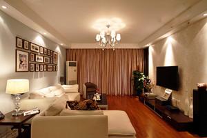 三层独栋别墅室内软装陈列装修效果图:精致美丽