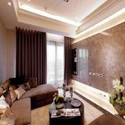 三室两厅客厅装饰图