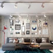 loft风格背景墙设计