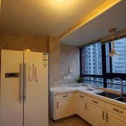 简约厨房吊顶装饰