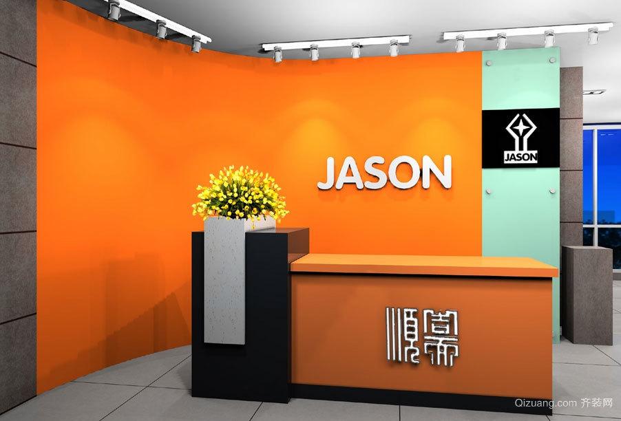 公司的形象 创意logo墙设计装修 效果 图