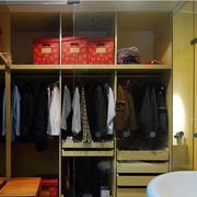 公寓简约衣帽间设计