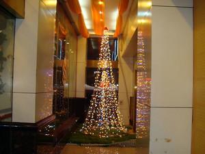 赏心悦目的幼儿园教室圣诞布置效果图鉴赏