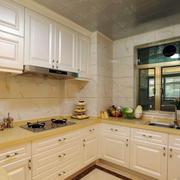 公寓欧式整体厨房设计