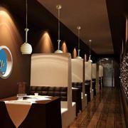 欧式咖啡厅创意灯饰