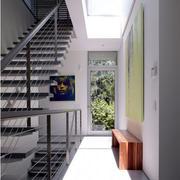 不锈钢楼梯设计