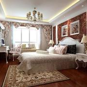 新房欧式风格卧室装饰