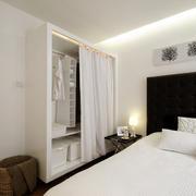 120平米房屋卧室整体橱柜