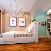 简约清新卧室设计