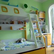 欧式卧室双人床装修